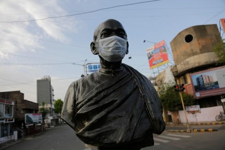 Ahmedabad, India. (AP Photo/Ajit Solanki)